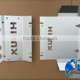 2012-2014 hilux vigo body kit 5mm aluminum alloy plate