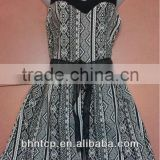 BHN906 Bulk wholesale clothing Ladies Dress Available