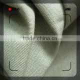 260gsm pvc coated canvas cotton fabric