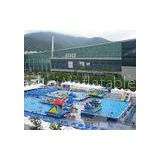 giant inflatable PVC Metal Frame Swimming Pools park Lilytoys for summer holiday