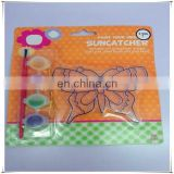 butterfly shape suncatcher for children