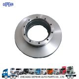 OEM 9424212112 Heavy Duty European Auto Brake System Benz Actros Truck Brake Disc