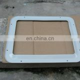 OEM Fabrication stainless steel stamping sheet metal part fire exit door frame