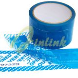 Full Residue Tamper evident security tape,Tamper Proof Security tape,tamper security bag