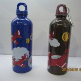 Full color printing cute Beautiful sports water bottle BPA free