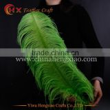 2016 wholesale cheap synthetic ostrich feathers trim 26-28inch