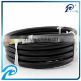 High performance smooth cover 5/16 inch to 3/4 inch fiber braid automobile air conditioning hose
