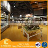 Good price beautiful store shelf for sale/gondola supermarket rack