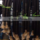Hose Coupling, Braided Hose, Flexible Rubber Hose, Plastic Hose,Hydraulic Hose Fitting, Loader Excavator Hose,Hydraulic Hose