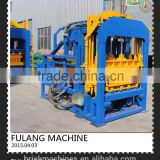 QT10-15 Automatic Hydralic Concrete/Cement Brick Making Machine for sale with CE Certificate