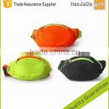 Adjustable Outdoor Travel Sports Waist Pack Water-proof foldable hip pack Fanny Pack Waist Bag