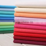 canvas fabric to make bags	/Soft handfeeling brushed polyester fabric material                                                                         Quality Choice