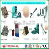 No chemical binder Best quality CE approved sawdust briquette machine supplier 008615039052281