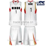 Custom 100%polyester basketball jersey,basketball uniforms,basketball jersey digital sublimated printing