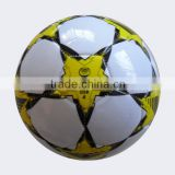 Futbol soccer ball low bounce training futsal soccer ball size 4