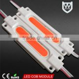 China factory patent product 12V 2watt CE&ROHS certificate cob power led module for advertising light box / led signs