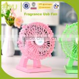 smart fan USB portable fan Ferris wheel Fan table mini toy fan