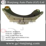 MC895044 brake shoe use for mitsubishi fuso canter 94-04 series truck parts