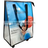 Trolley Style and 120sm PP Non-woven Trolley Shopping Bag                                                                         Quality Choice