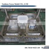 Plastic Injection mould ,Tesco mould ,China mould ,plastic thin wall food container mould