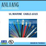 UL 1015 PVC insulated underwater marine cable copper wire