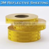 Roadway Safest 3M Super High Intensity Diamond Grade Reflective Tape 3m Fast Glue