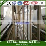 White color HDPE liner with geotexitle for construction