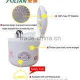 Brand New Design High Quality Hot Sale Deluxe Electric Rice Cooker sanyo brand or customized
