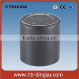 High Quality Pvc Pipe Fitting ASTM sch80 Standard upvc end cap