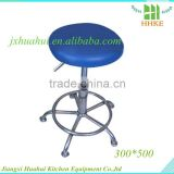 Professional stainless steel pressure at right angles stool Apply to the hospital, bar, laboratory