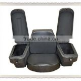 ATV rear seat box