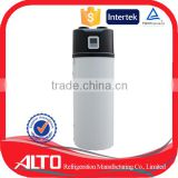 Alto AHH-R045/30 certified integrated heat pump water heater all in one water tank 300L air water heatpump