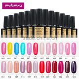 2015 colorful popular nail art soak off free sample uv gel nail polish                                                                         Quality Choice