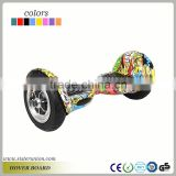 Auto Electric Scooter Stand Hoverboard with Bluetooth Speaker                                                                         Quality Choice