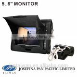 "MT-CHR56/BAG, lcd display 5.6"" CCTV test monitor, 5.6"" cctv service kit, 5.6"" cctv service monitor"