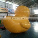 2015 hot giant inflatable rubber duck