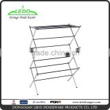 Premium Clothes Drying Rack Stainless Steel Foldable Heavy Duty, Portable for Clothes/.