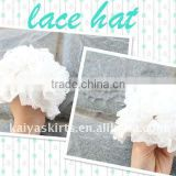 wholesale cute lace hat for infant