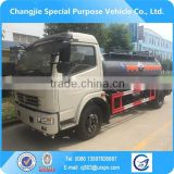 New arrival carbon steel customized durable 4x2 dongfeng 9000L chemical liquid delivery truck