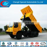 SHACMAN FRONT TIPPER TRUCK China made used SHACMAN dump truck hot sale heavy duty dump trucks