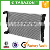 Aluminum core replacement brazed car radiator for 02-06 Audi a4 quattro b6/-09 s4/rs4 b7 mt