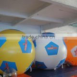 New arriving commercial led lighting inflatable globe balloons
