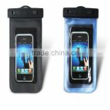 Wholesale mobile phone PVC waterproof bag.swimming equipment Diving set for Iphone waterproof case,Samsung,LG,etc
