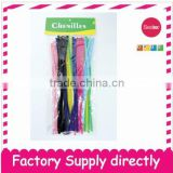 New Colorful Craft Jumbo Loopy Curly Chenille Stem