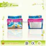 Super thin disposable baby diaper for boy and girl with cloud back sheet new product high quality sleepy baby diaper