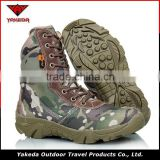 High quality cow leather army military boots wholesale cheap custom tactical boots
