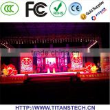 Titans outdoor tower led screen giant 10mm 16mm led display digital led billboard