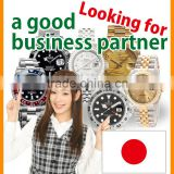 High-class used Rolex quartz brand name watches by Japanese supplier
