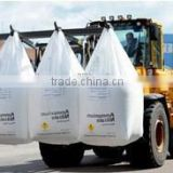 Africa widely-used cinder/iron ore/ peanut/fertilizer / rice/corn/ sugar/copper mine/ salt/sand/cement PP woven bulk bag