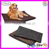 C269 Self Warming Pet Cushion Pad Crate Dog Cat Cage Kennel Soft Cozy Mat Dog Soft Crate